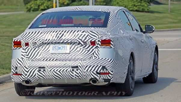 16 Great 2019 Nissan Altima Spy Shots Configurations with 2019 Nissan Altima Spy Shots