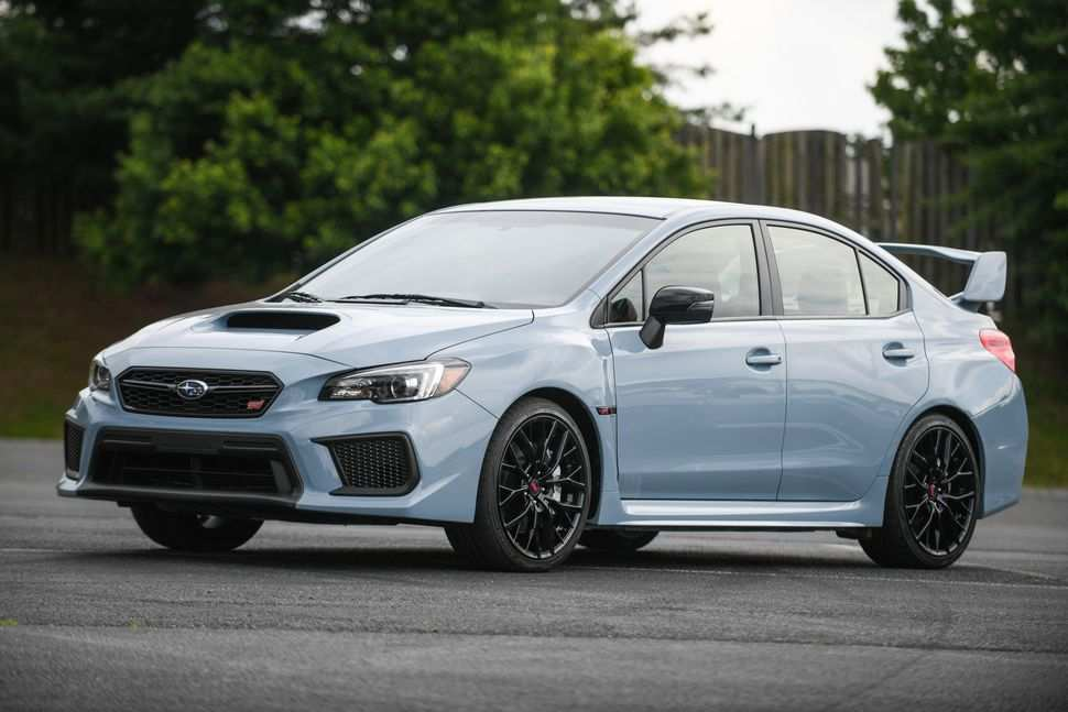 16 Great 2019 Subaru Impreza Sti New Concept by 2019 Subaru Impreza Sti