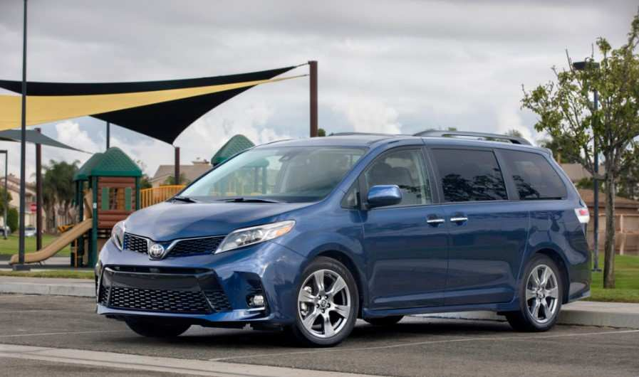 16 Great 2020 Toyota Van Spy Shoot for 2020 Toyota Van