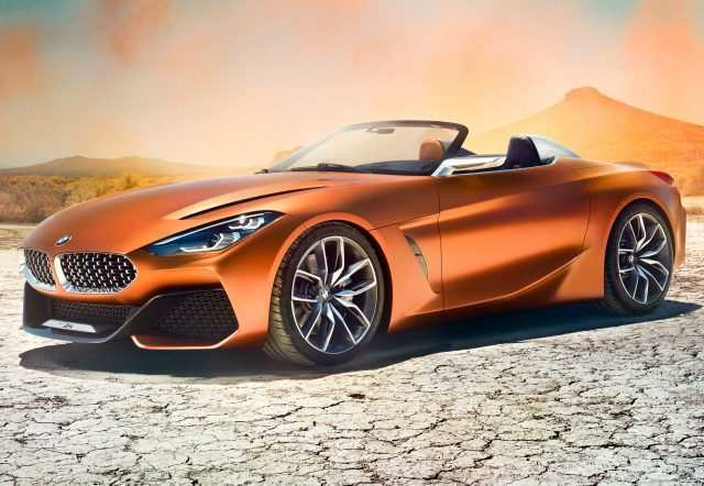 16 New 2019 Bmw Z4 Concept Picture with 2019 Bmw Z4 Concept