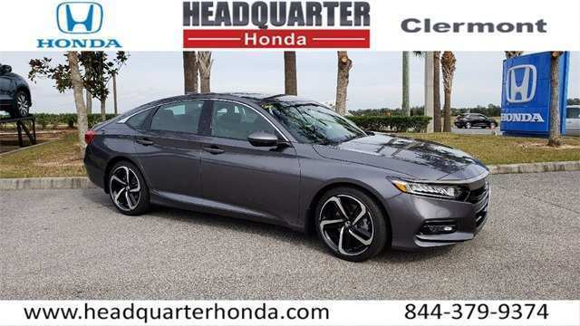 16 New 2019 Honda Accord Sport Research New by 2019 Honda Accord Sport