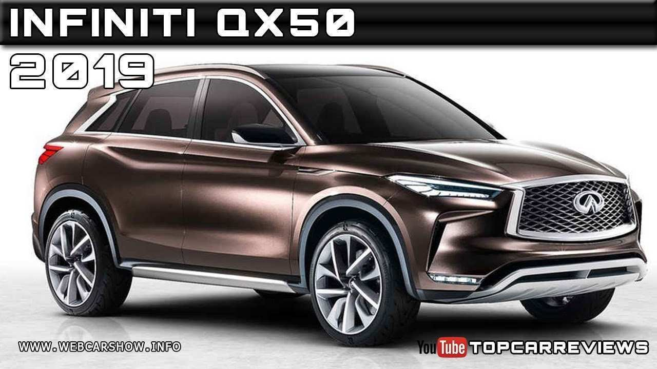 16 New 2019 Infiniti Qx50 Redesign Reviews by 2019 Infiniti Qx50 Redesign