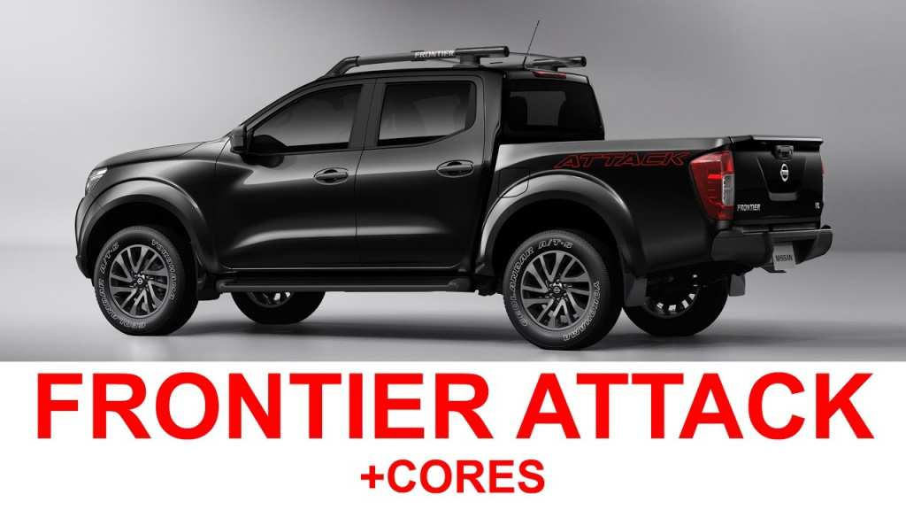 16 New 2019 Nissan Frontier Attack Release for 2019 Nissan Frontier Attack