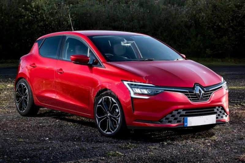 16 New 2019 Renault Clio Rs New Concept by 2019 Renault Clio Rs