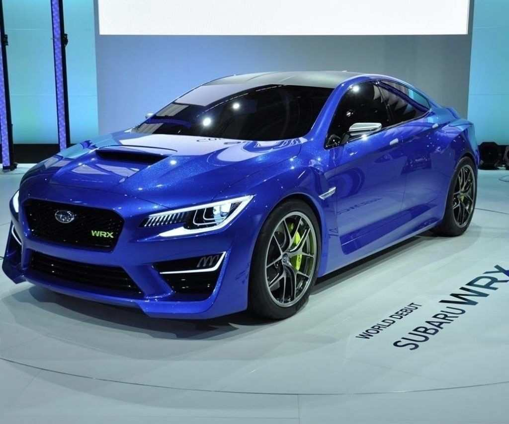 16 New 2019 Subaru Sti Specs Review with 2019 Subaru Sti Specs
