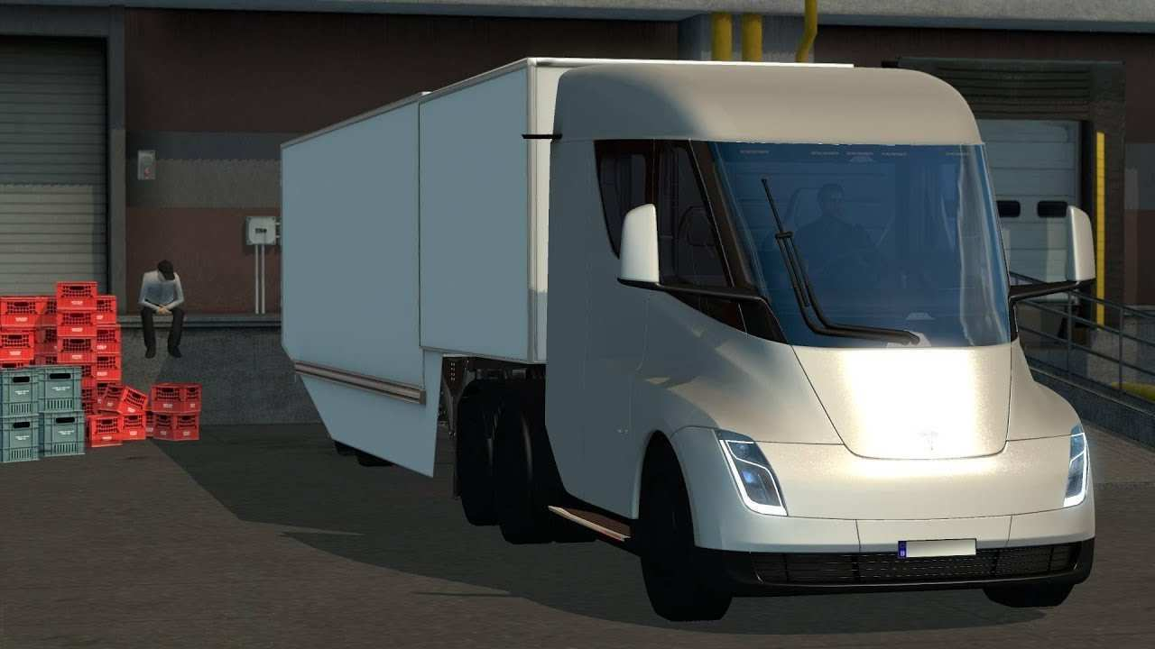 16 New 2019 Tesla Semi Truck Style by 2019 Tesla Semi Truck