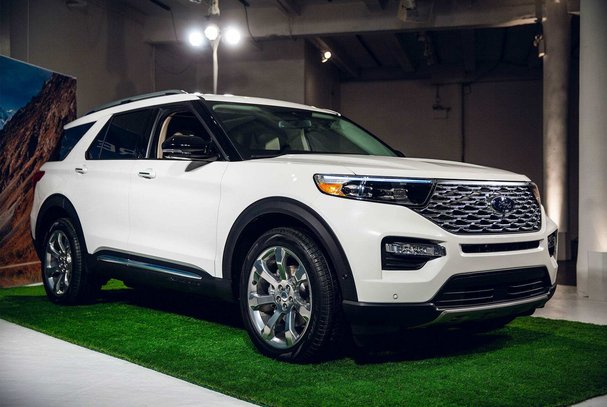 16 New 2020 Ford Explorer Design Research New for 2020 Ford Explorer Design