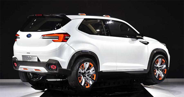 16 New 2020 Subaru Suv Spesification by 2020 Subaru Suv