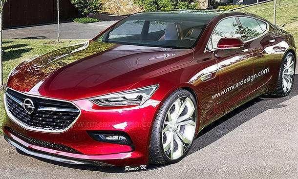 16 New Opel Monza 2019 Specs for Opel Monza 2019