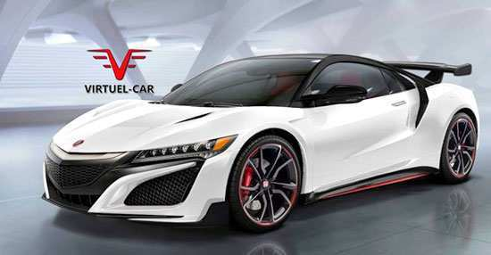 16 The 2019 Acura Nsx Type R Overview for 2019 Acura Nsx Type R