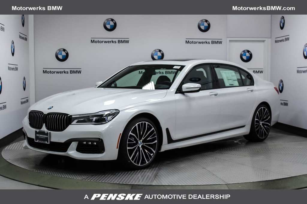 16 The 2019 Bmw 7 Series Configurations Spesification with 2019 Bmw 7 Series Configurations
