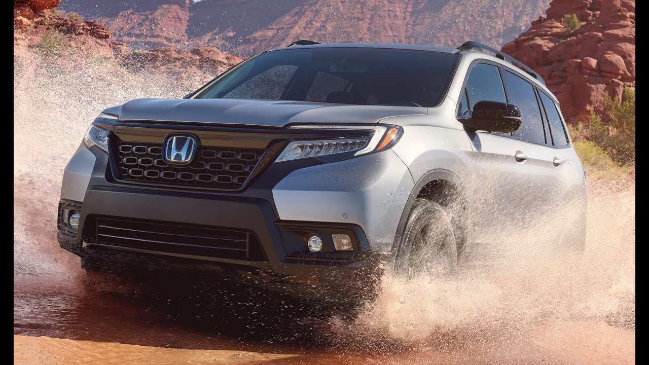 16 The 2019 Honda Passport Reviews Release Date with 2019 Honda Passport Reviews