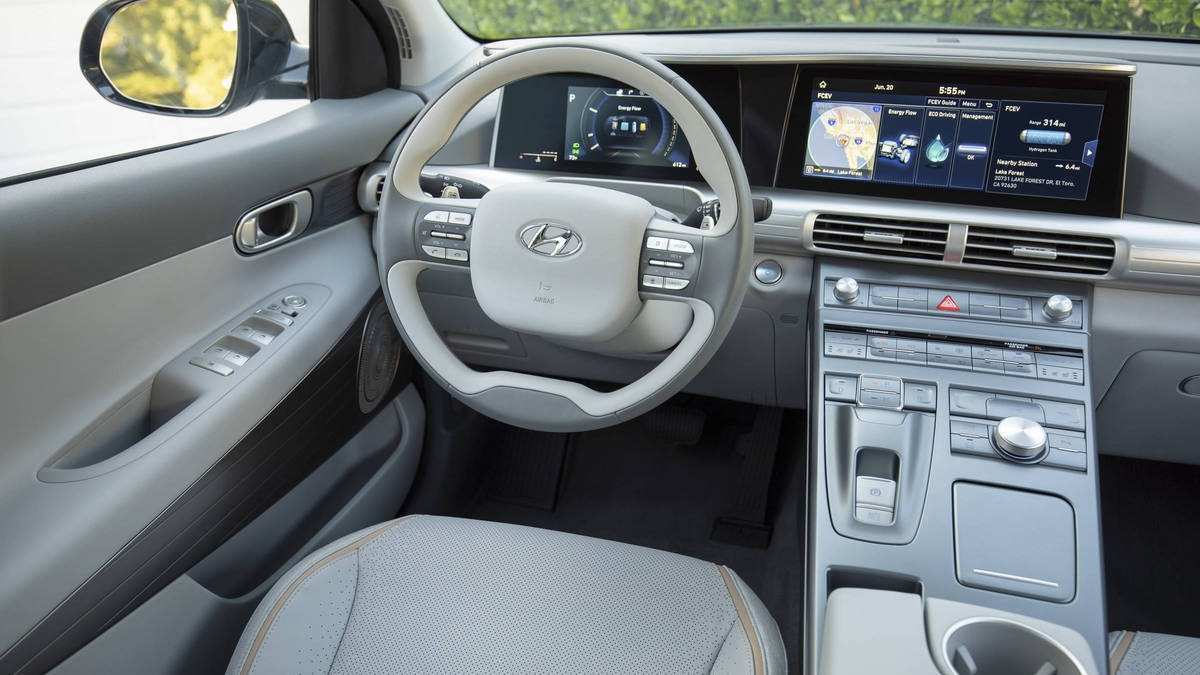 16 The 2019 Hyundai Nexo Interior Price and Review for 2019 Hyundai Nexo Interior