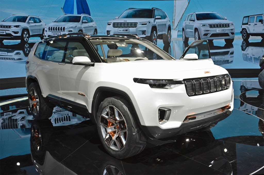 16 The 2019 Jeep New Model Ratings for 2019 Jeep New Model
