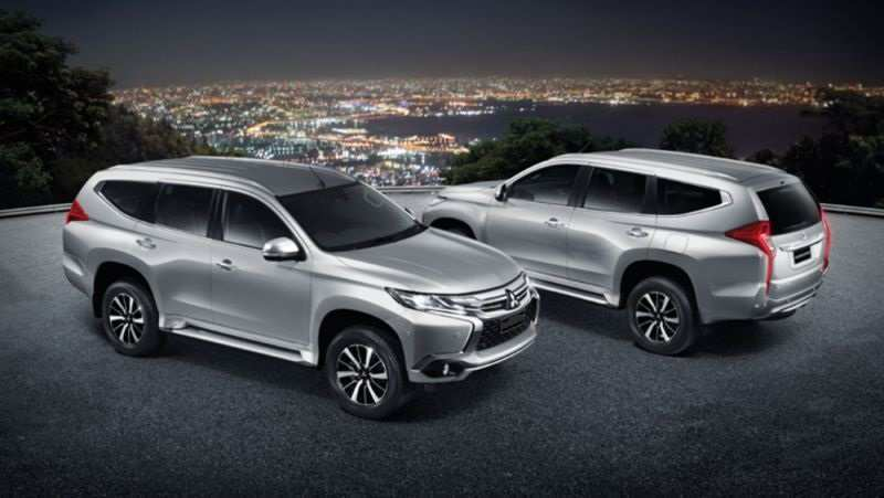 16 The 2019 Mitsubishi Montero Price and Review with 2019 Mitsubishi Montero