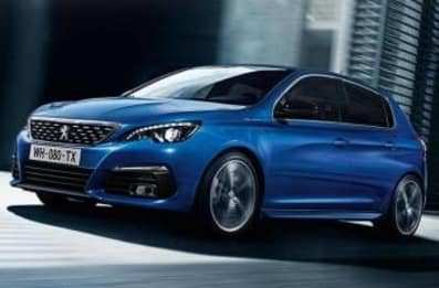 16 The 2019 Peugeot 308 Spesification by 2019 Peugeot 308