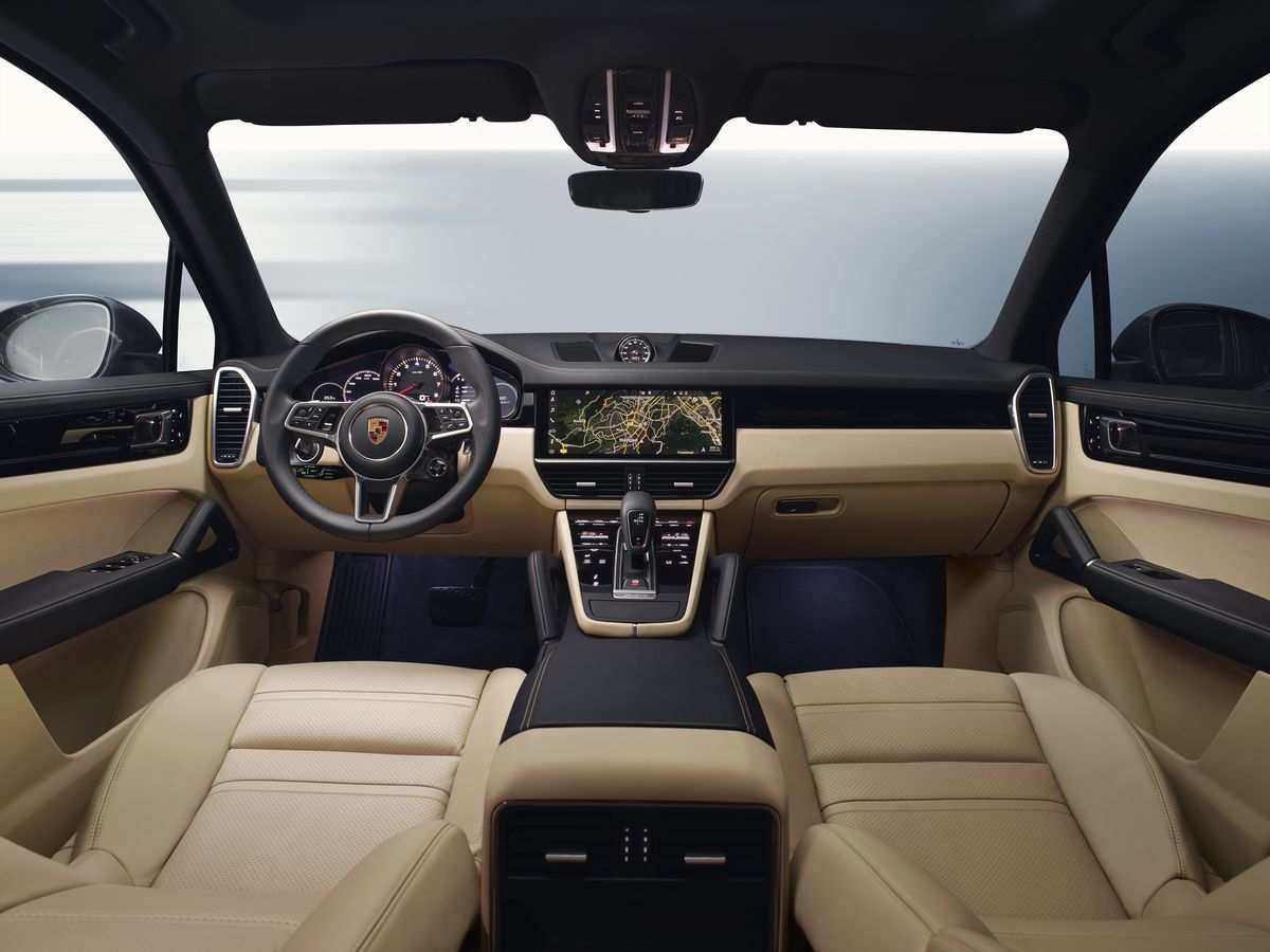 16 The 2019 Porsche Cayenne New Concept by 2019 Porsche Cayenne