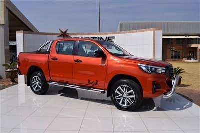 16 The 2019 Toyota Dakar First Drive by 2019 Toyota Dakar