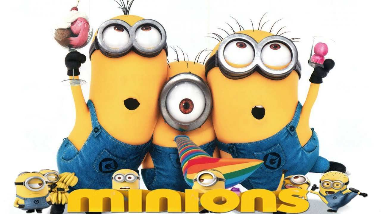16 The Minions 2 2020 Style by Minions 2 2020