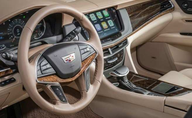 17 All New 2019 Cadillac Ct8 Interior First Drive with 2019 Cadillac Ct8 Interior
