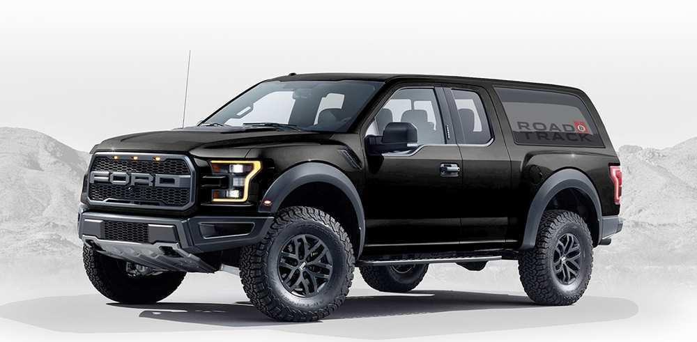 17 All New 2020 Ford Bronco Raptor Spy Shoot by 2020 Ford Bronco Raptor
