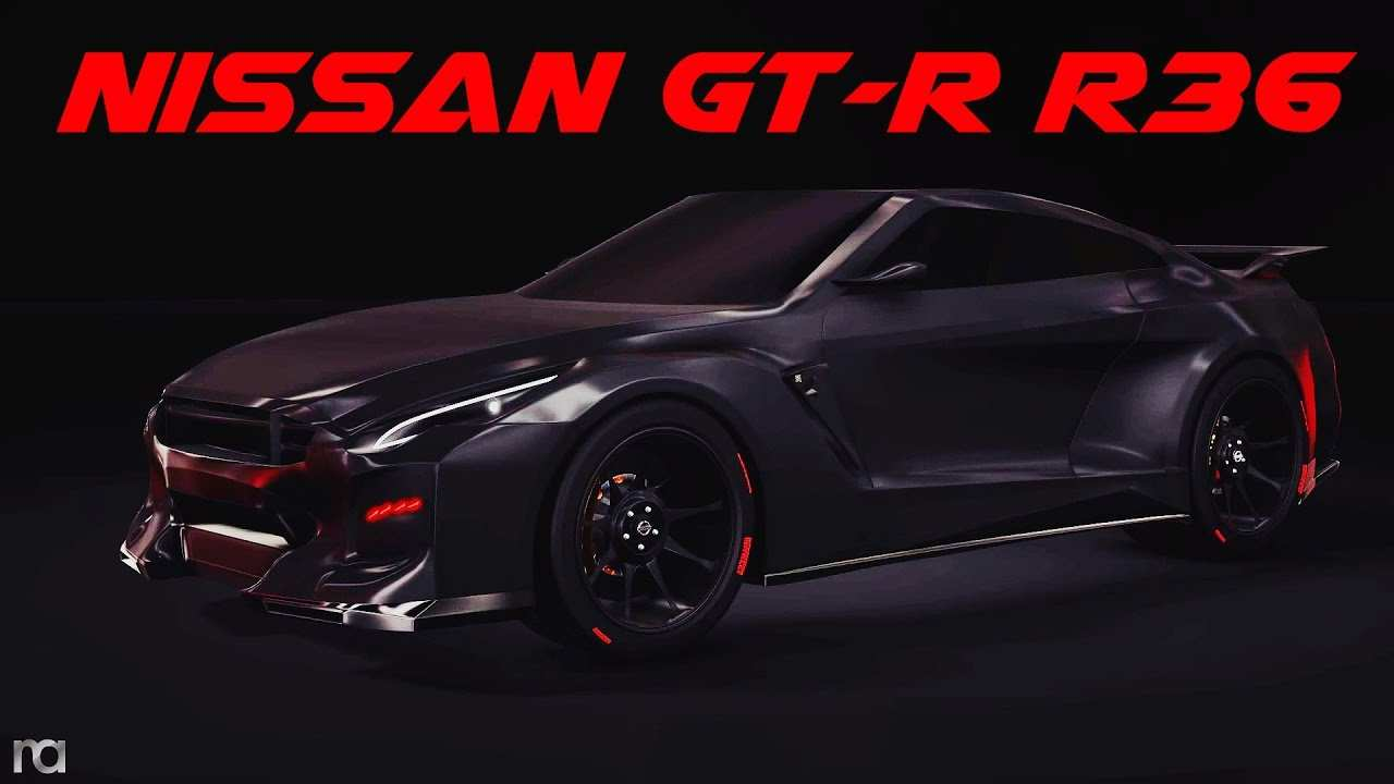 17 All New 2020 Nissan R36 Redesign by 2020 Nissan R36