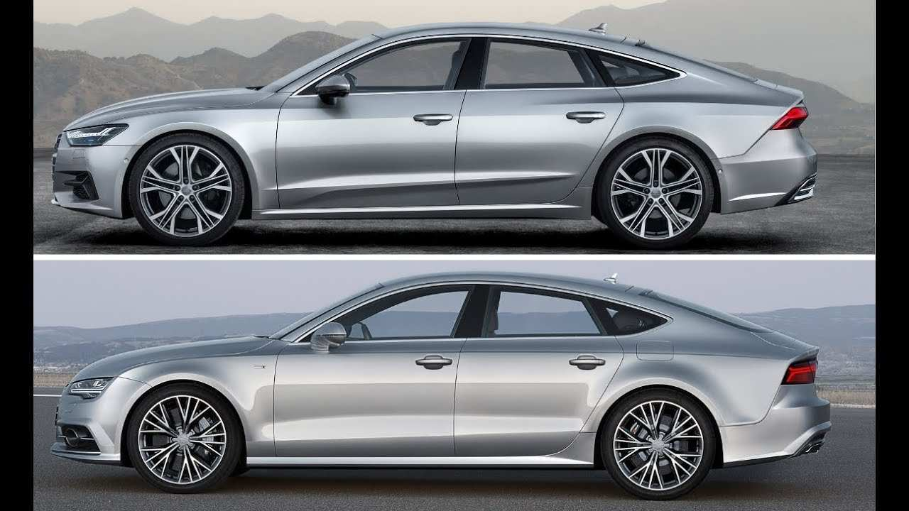 17 All New New 2019 Audi A7 Spesification by New 2019 Audi A7