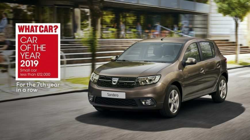 17 All New Nouvelle Dacia 2019 Spesification by Nouvelle Dacia 2019