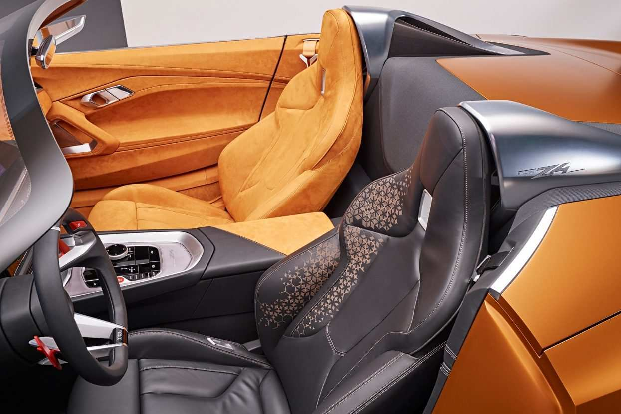 17 Best Review 2019 Bmw Z4 Interior Spesification by 2019 Bmw Z4 Interior