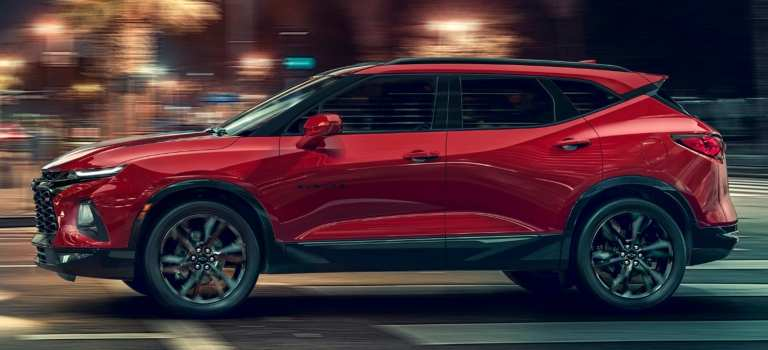 17 Best Review 2019 Chevrolet Blazer Release Date Redesign and Concept with 2019 Chevrolet Blazer Release Date