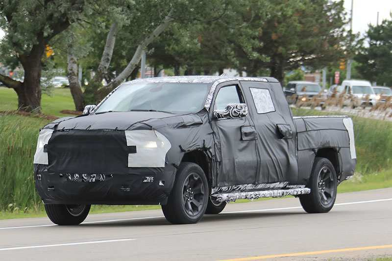 17 Best Review 2019 Dodge Ram Spy Shots Overview for 2019 Dodge Ram Spy Shots