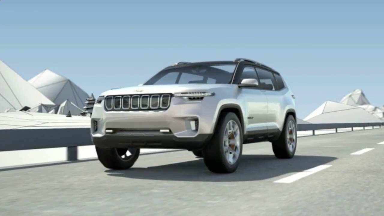 17 Best Review 2019 Jeep Yuntu Redesign with 2019 Jeep Yuntu