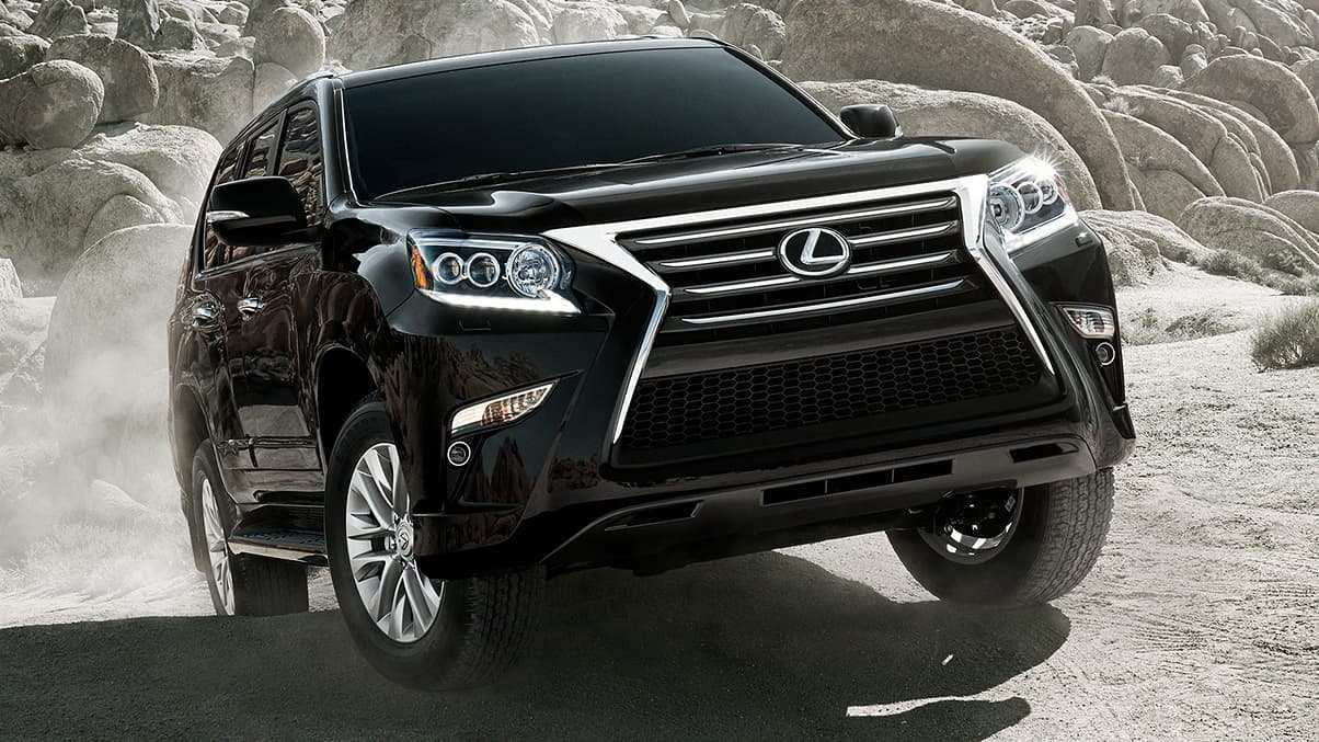 17 Best Review 2019 Lexus Gx 460 Redesign Rumors by 2019 Lexus Gx 460 Redesign