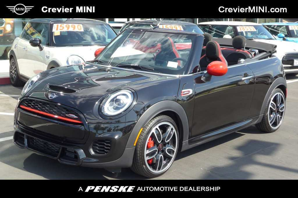 17 Best Review 2019 Mini John Cooper Works Convertible First Drive by 2019 Mini John Cooper Works Convertible