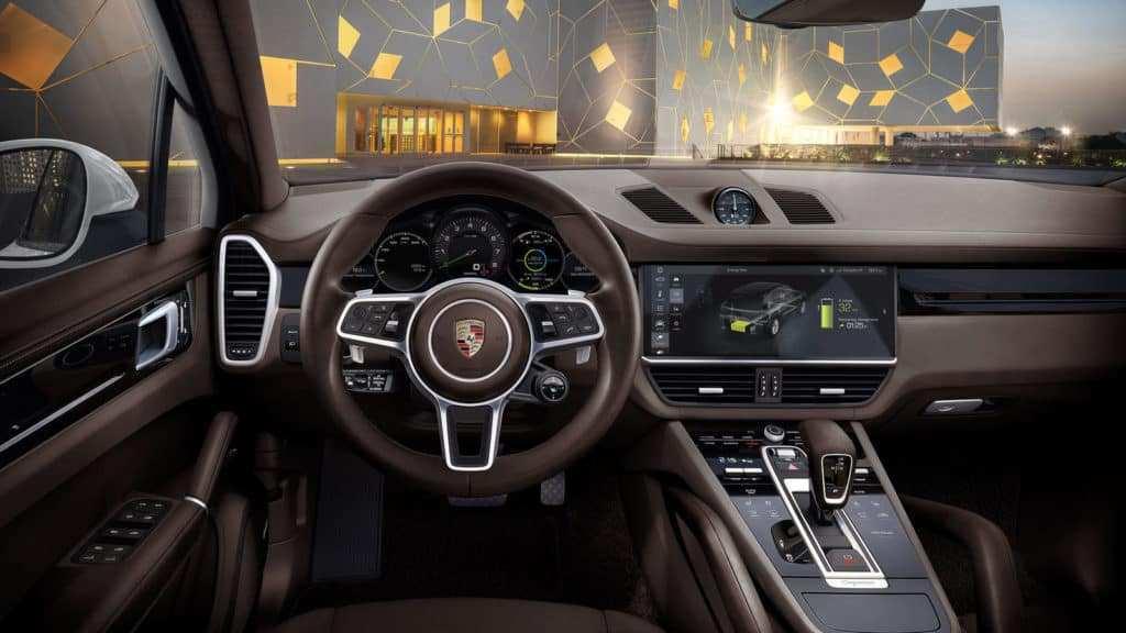 17 Best Review 2019 Porsche E Hybrid Concept with 2019 Porsche E Hybrid