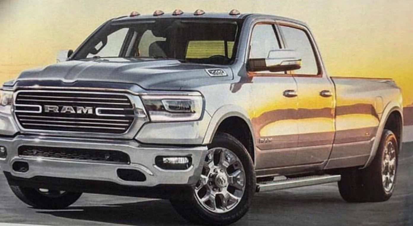 17 Best Review 2020 Dodge Ram Pickup Performance by 2020 Dodge Ram Pickup
