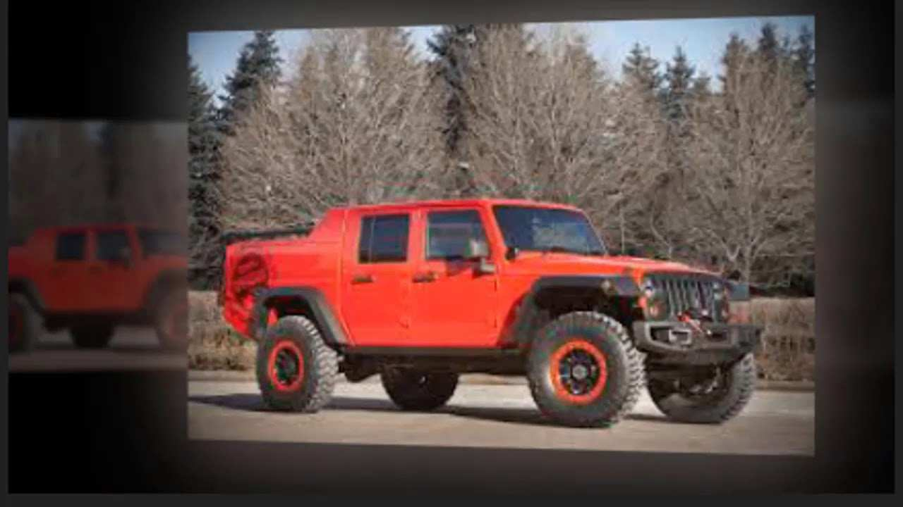 17 Concept of 2019 Jeep Gladiator Price Performance for 2019 Jeep Gladiator Price