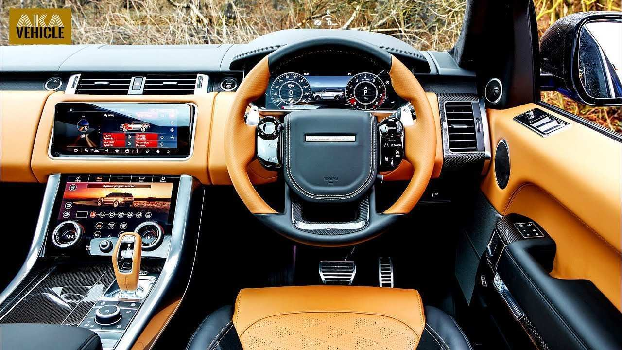 17 Concept of 2019 Land Rover Interior Review for 2019 Land Rover Interior