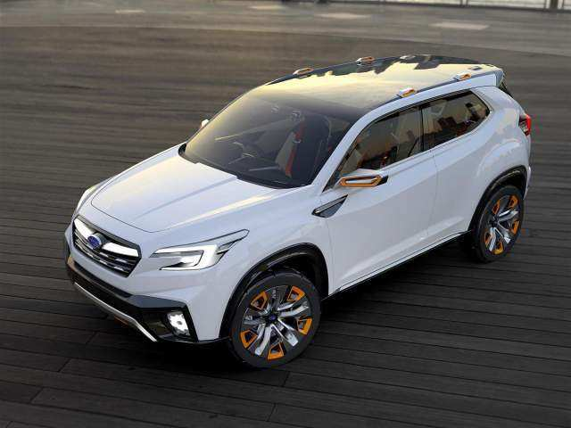 17 Concept of 2019 Subaru Redesign Model for 2019 Subaru Redesign