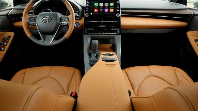 17 Concept of 2019 Toyota Avalon Review Review with 2019 Toyota Avalon Review