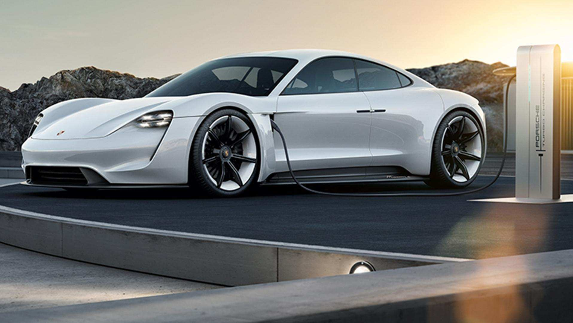 17 Concept of 2020 Porsche Mission E Exterior for 2020 Porsche Mission E
