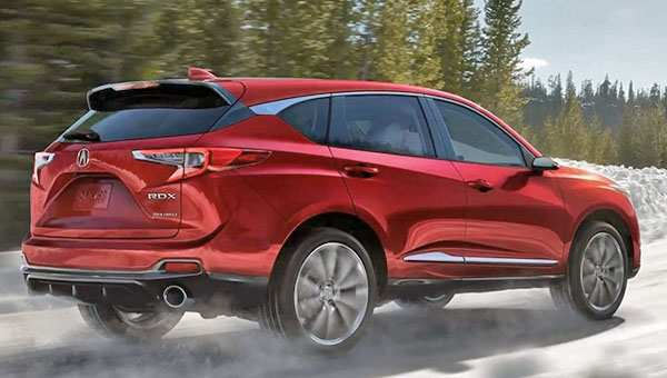 17 Gallery of 2019 Acura Rdx Concept Images by 2019 Acura Rdx Concept