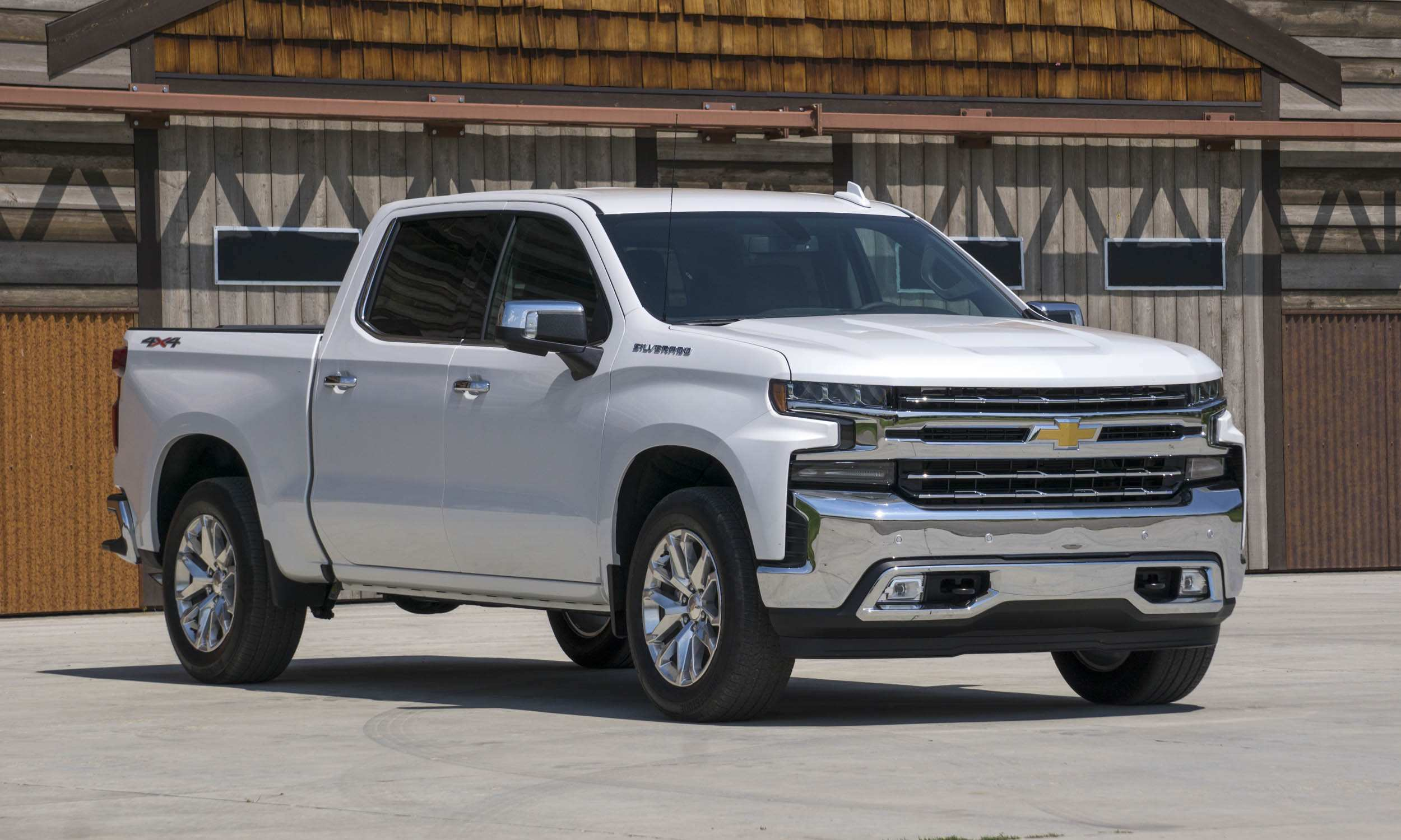 17 Gallery of 2019 Chevrolet Silverado 1500 Review Photos for 2019 Chevrolet Silverado 1500 Review