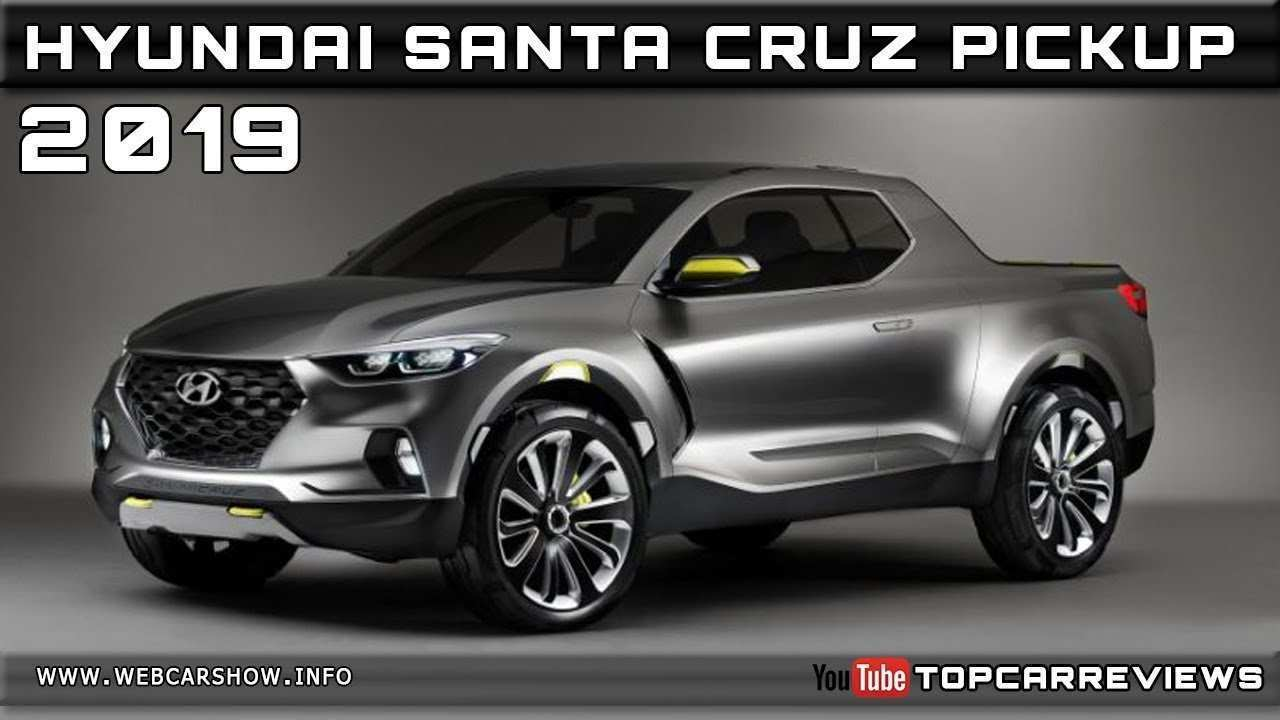 17 Gallery of 2019 Hyundai Santa Cruz Pickup New Review for 2019 Hyundai Santa Cruz Pickup