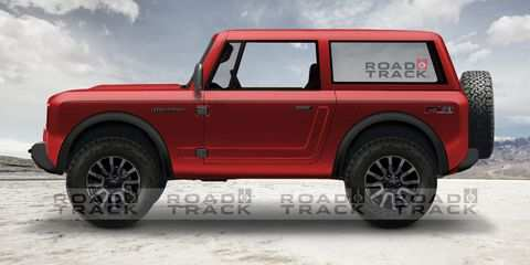 17 Gallery of 2020 Ford Bronco With Removable Top Concept with 2020 Ford Bronco With Removable Top