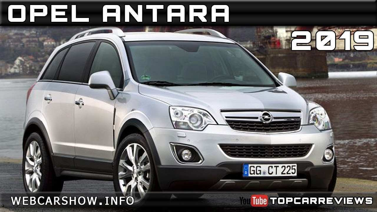 17 Gallery of Opel Antara 2019 Price and Review for Opel Antara 2019