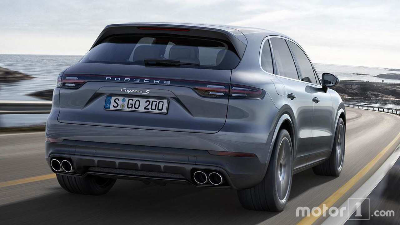 17 Great 2018 Vs 2019 Porsche Cayenne Research New for 2018 Vs 2019 Porsche Cayenne