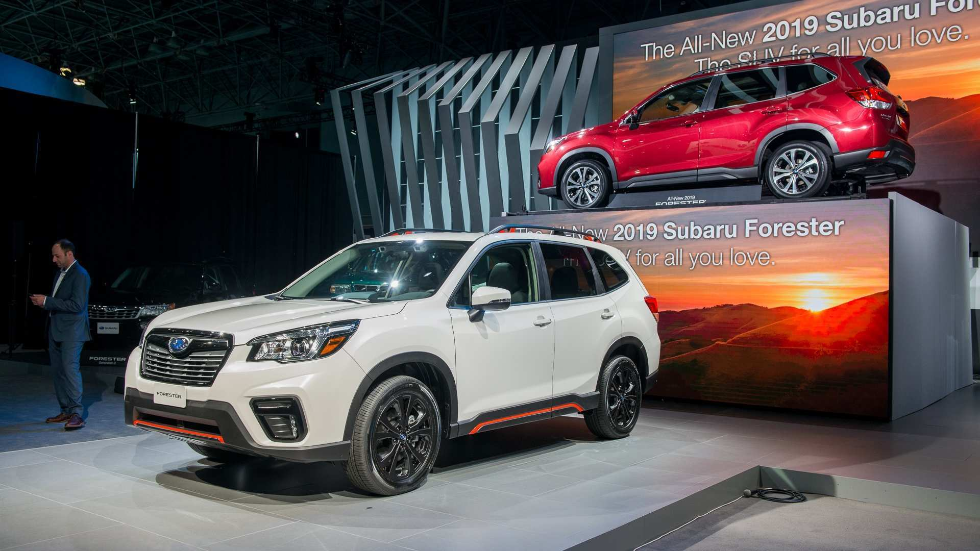 17 Great 2019 Subaru New Model Exterior by 2019 Subaru New Model