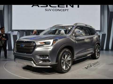 17 Great 2020 Subaru Ascent Release Date for 2020 Subaru Ascent