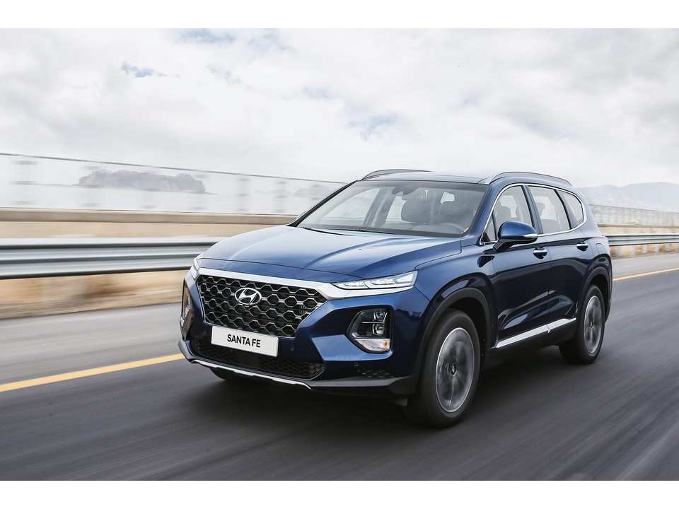 17 New 2019 Hyundai Santa Fe Launch Exterior and Interior for 2019 Hyundai Santa Fe Launch